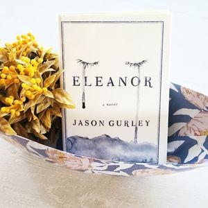 Novel Eleanor Book by Jason Gurley Fiction